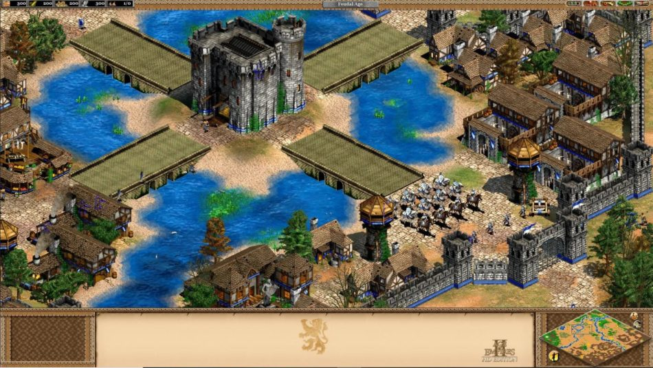 Siège Age of Empires 2