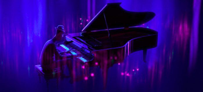 Joe au piano, Soul de Pixar