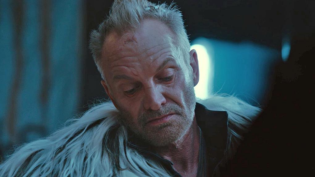 Sting dans le film Kaamelott Premier Volet