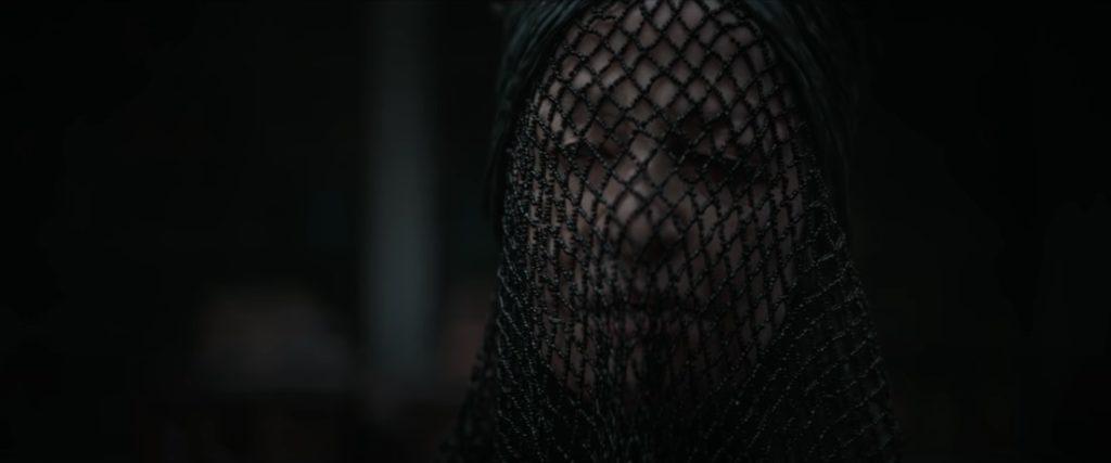 Charlotte Rampling dans Dune de Denis Villeneuve.