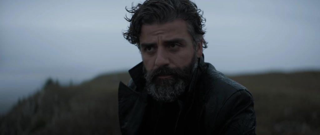 Oscar Isaac dans Dune de Denis Villeneuve.