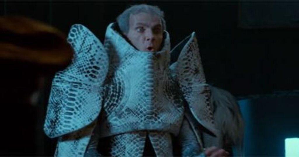 Lancelot (Thomas Cousseau) dans le film Kaamelott Premier Volet